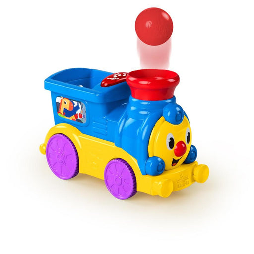 Bright Starts Roll & Pop Train