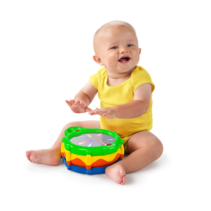 Bright Starts Baby Light & Giggle Drum