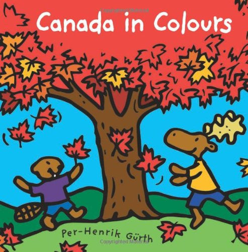 Canada in Colours by Per Henrik Gurth