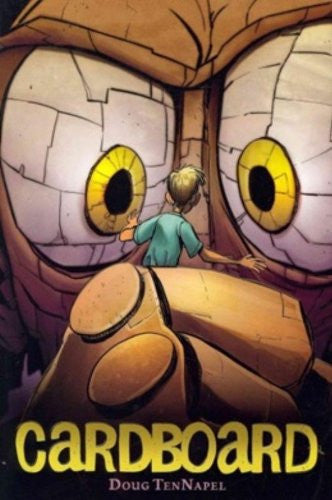 Cardboard (Paperback) by Doug Tennapel
