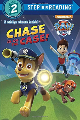 Chase Is On The Case! (Paw Patrol) by Random House
