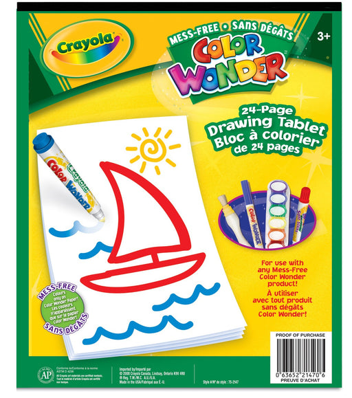 Crayola Colour Wonder Paper Pad Refill
