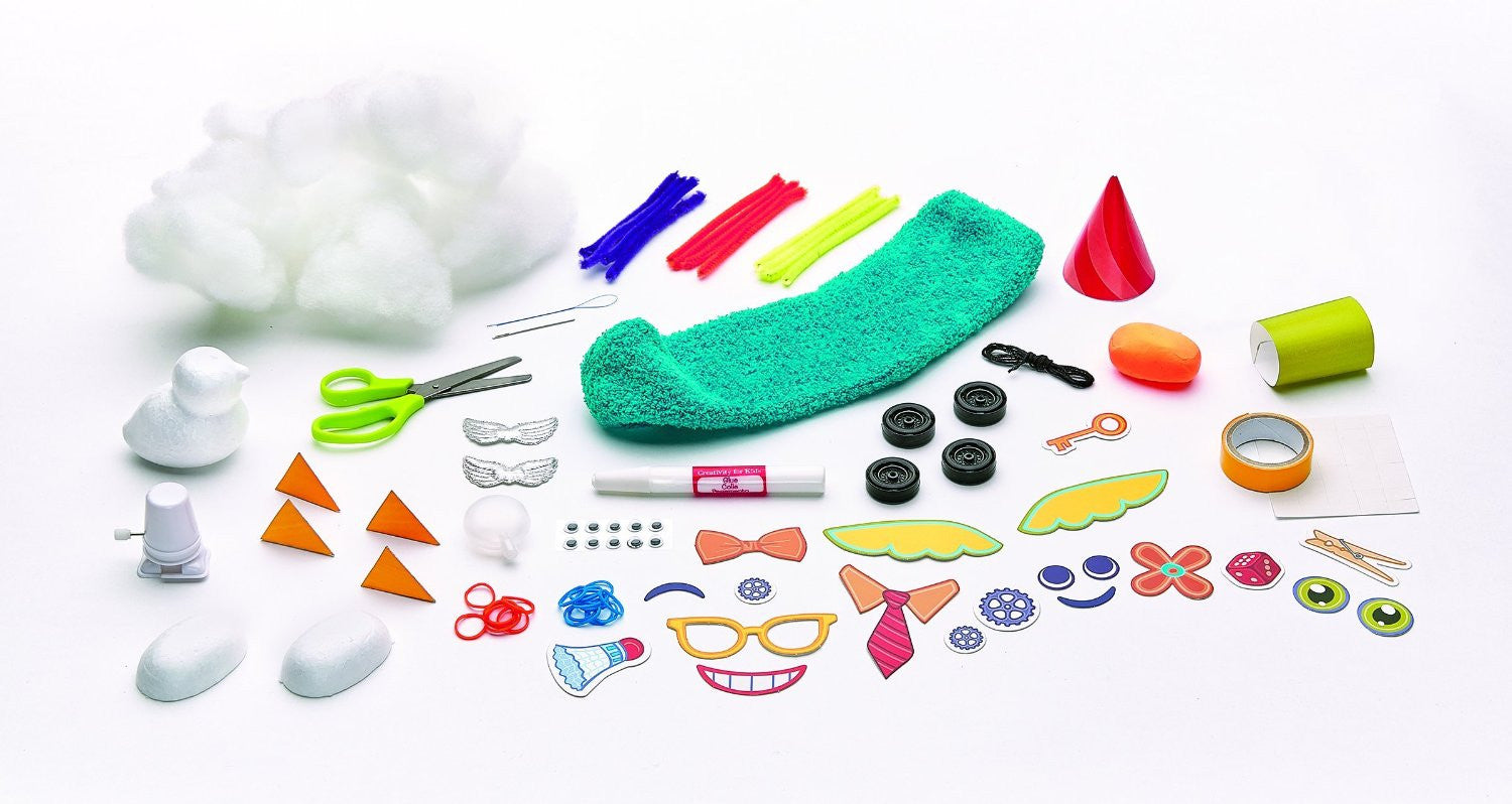 Creativity For Kids Invent Terrific Toys