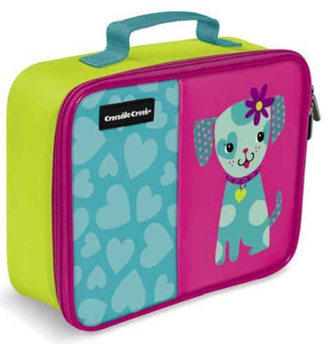 Crocodile Creek Classic Lunchbox-Puppy