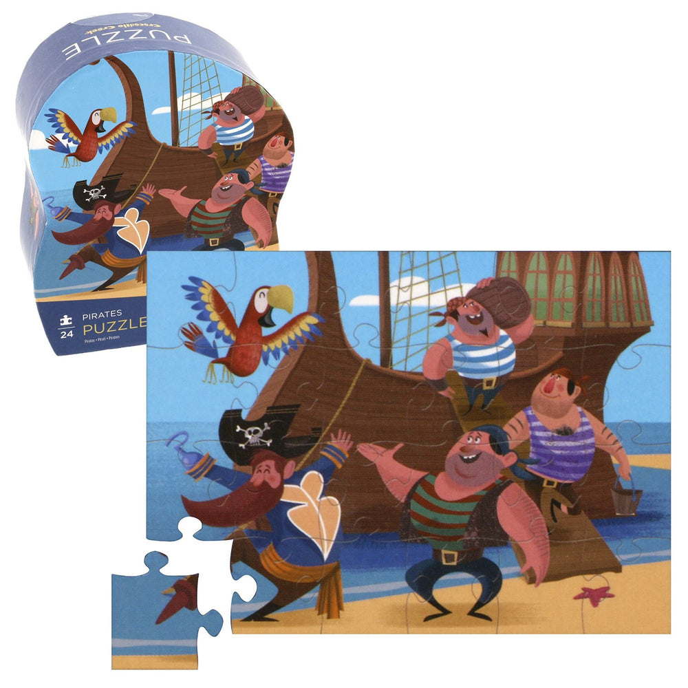Crocodile Creek Pirates Puzzle