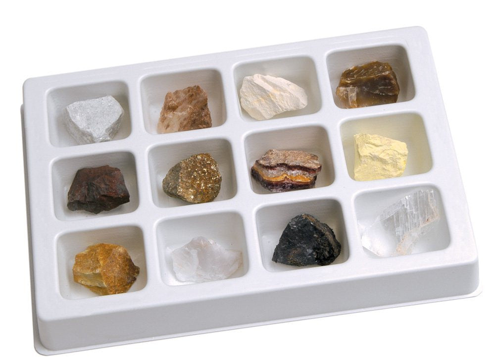EDUCATIONAL INSIGHTS MINERAL COLLECTION