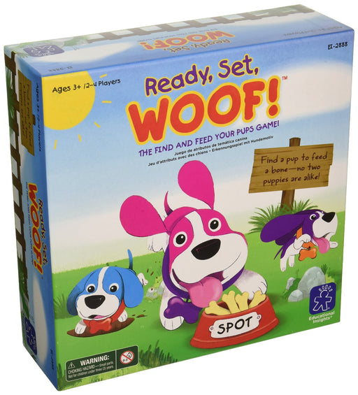 Educational Insights Ready Set Woof Game