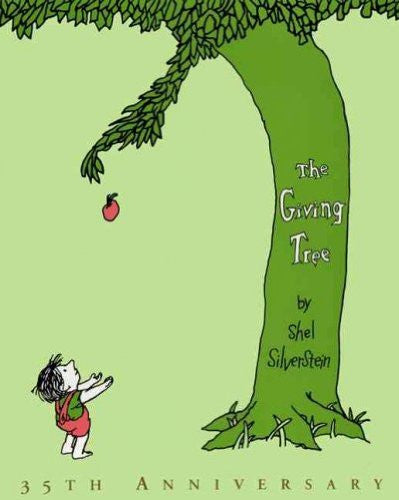 The Giving Tree Slipcase Mini Edition by Shel Silverstein