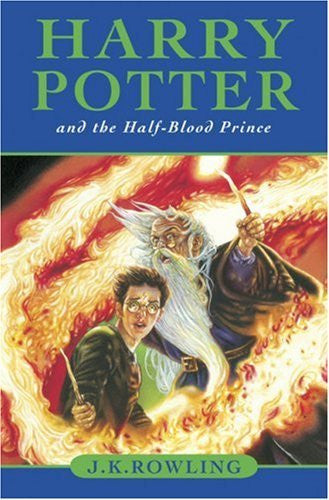 Harry Potter And The Half Blood Prince by J.k. Rowling