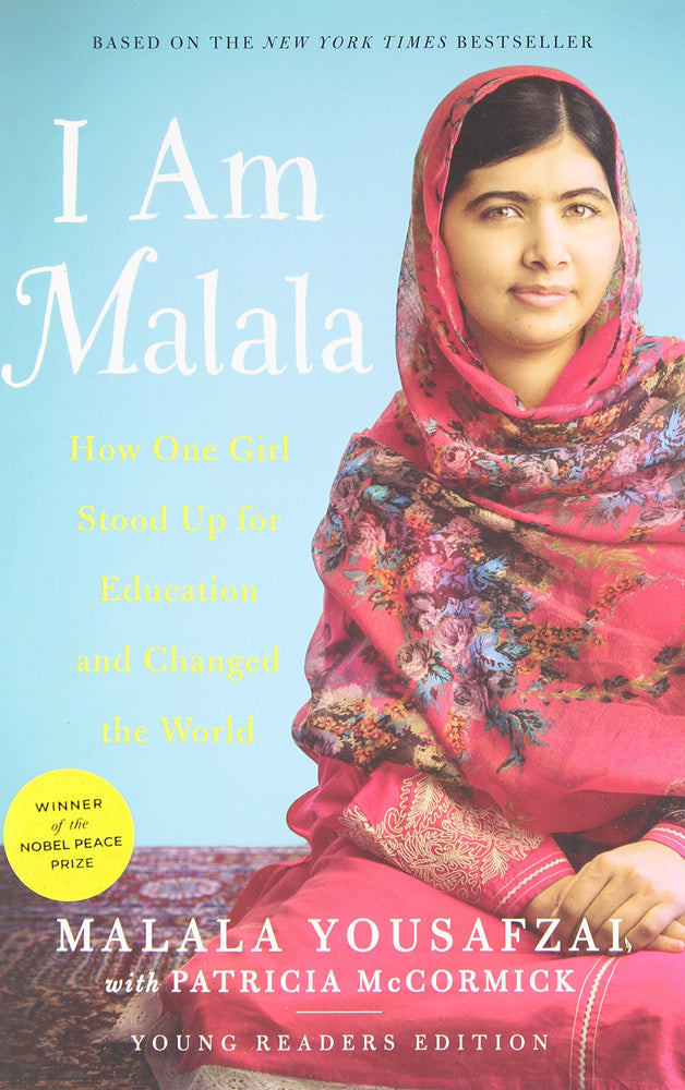 I Am Malala: How One Girl Stood Up For Education And Changed The World (young Readers Edition) by Malala Yousafzai