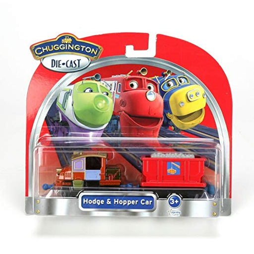 Chuggington Die Cast Hodge & Hopper Car