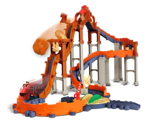 Chuggington Stack Track Rescue at Rocky Ridge Set