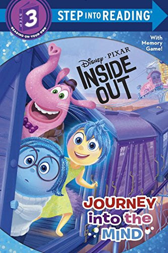 Journey Into The Mind (Pixar's Inside Out) by Rh Disney