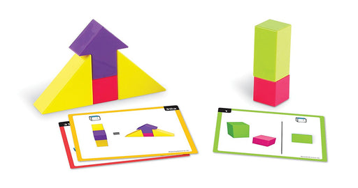 Learning Resources Mental Blox 360 Degree Building Game