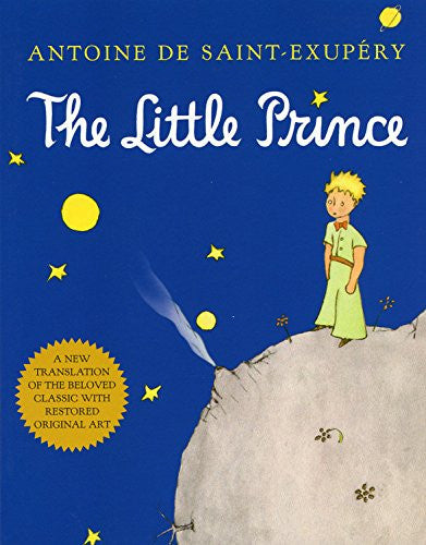 The Little Prince by Antoine de Saint-Exup퀌©ry