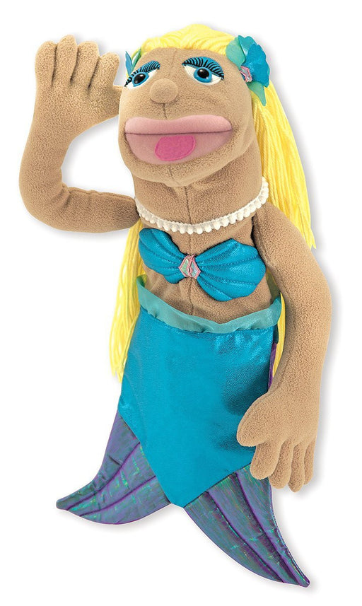 Melissa & Doug Puppet-Mermaid