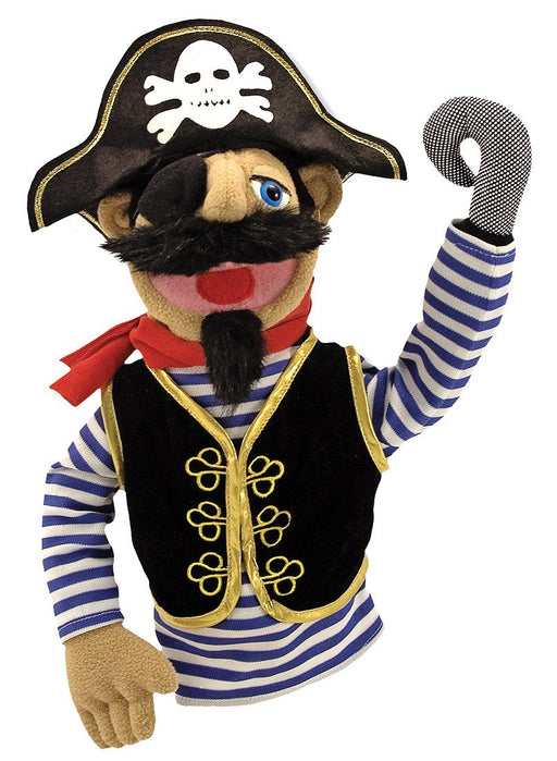 MELISSA & DOUG PUPPET-PIRATE