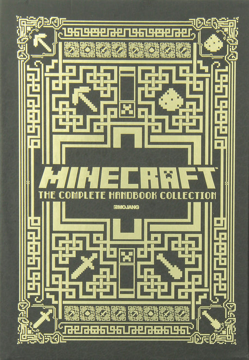 Minecraft: The Complete Handbook Collection: Minecraft by Mojang