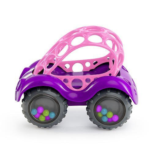 Oball Rattle & Roll (Pink)