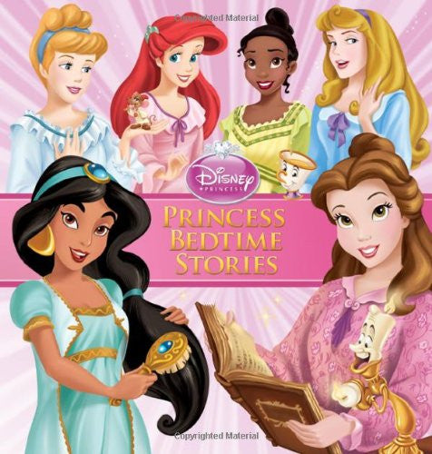 Princess Bedtime Stories by Disney Book Group