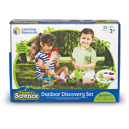 Learning Resources Outdoor Discovery Set