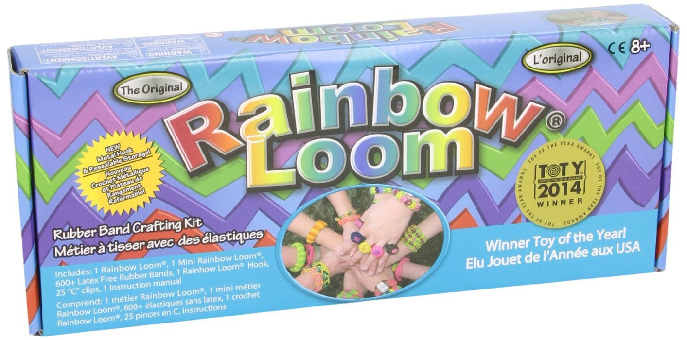 Rainbow Loom, Complete Kit
