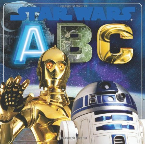 Star Wars: ABC by Scholastic Inc