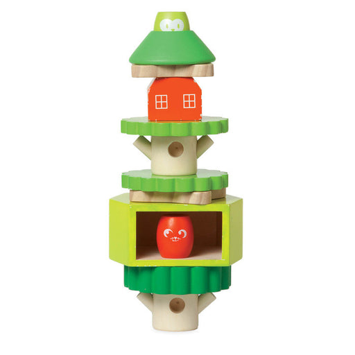 Manhattan Toys Treehouse Stack Up
