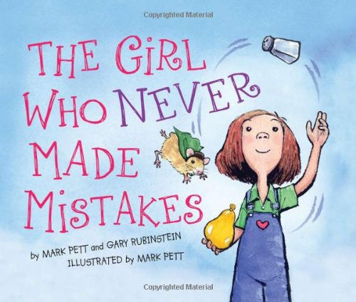 The Girl Who Never Made Mistakes by Gary Rubinstein