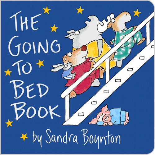 The Going-To-Bed Book by Sandra Boynton