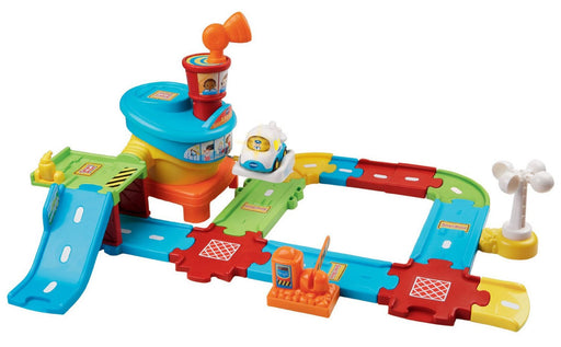 Vtech Go! Go! Smart Wheels Playset - Airport
