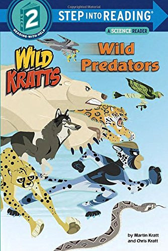 Wild Predators (wild Kratts) by Chris Kratt