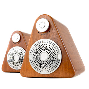 Mahogany S:One Bluetooth Speaker