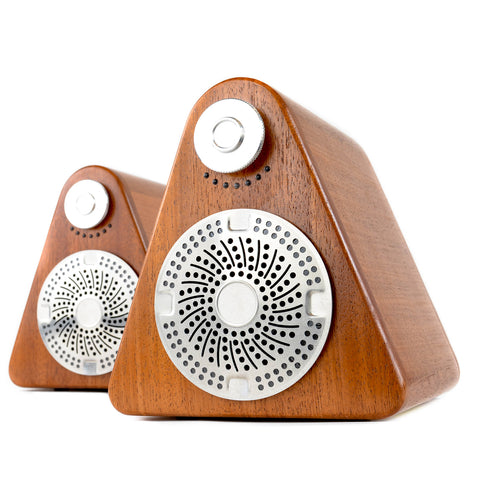 Image of Mahogany S:One Bluetooth Speaker