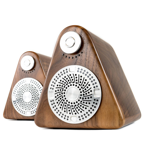 Image of Black Walnut S:One Bluetooth Speaker