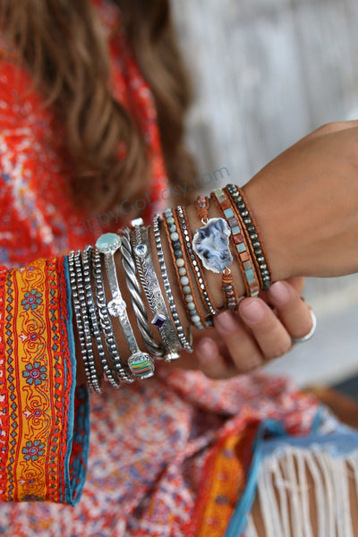 Best Boho Jewelry Brands HappyGoLicky Wrap Bracelets