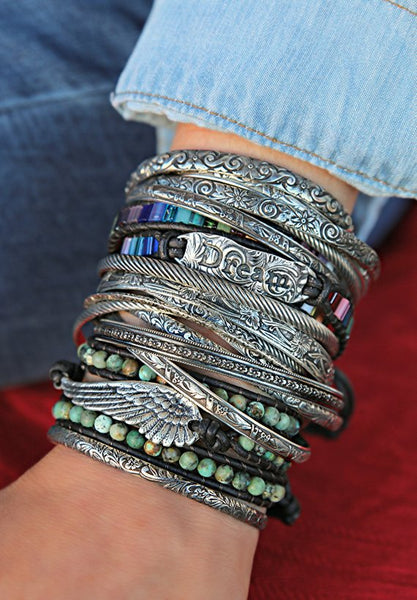 Stacking Bracelet Cuffs