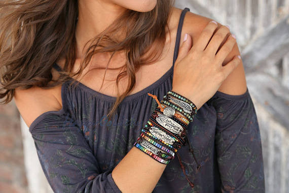 Boho Chic Jewelry - HappyGoLicky Jewelry