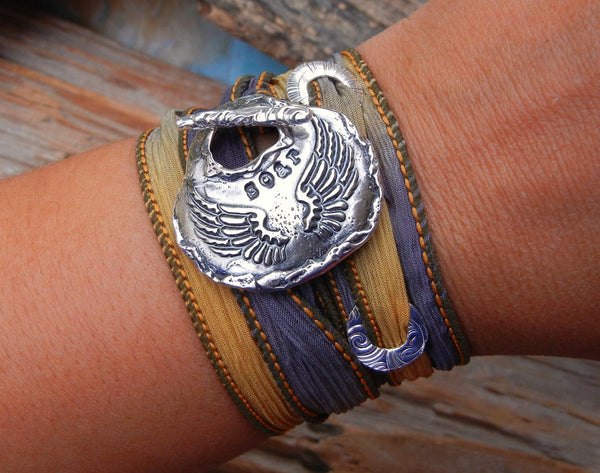 Boho Jewelry Gypsy Bracelet - HappyGoLicky Jewelry