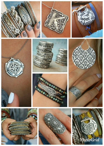 Best Bohemian Jewelry Brands HappyGoLicky Jewelry
