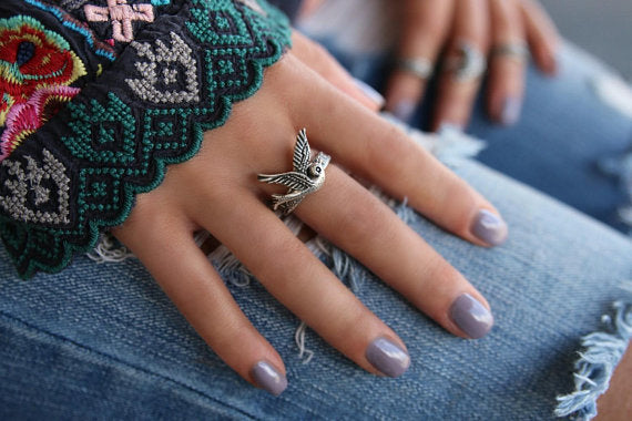 Handmade Boho Rings - HappyGoLicky Jewelry