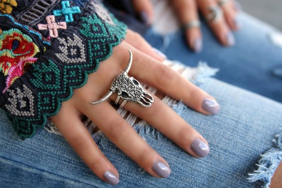 Boho Chic Ring - HappyGoLicky Jewelry