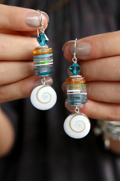 What is Surfite Earrings Surfboard Resin Jewelry by HappyGoLicky