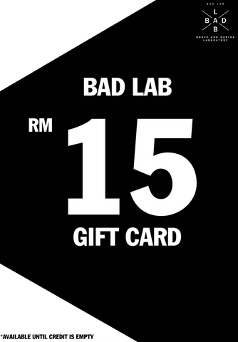 Gift Card - RM15