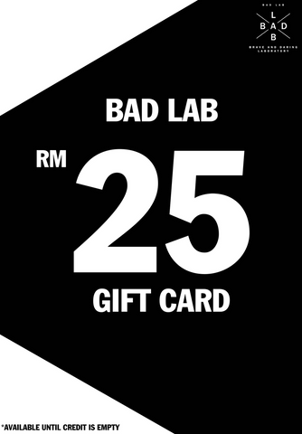 Gift Card - RM25