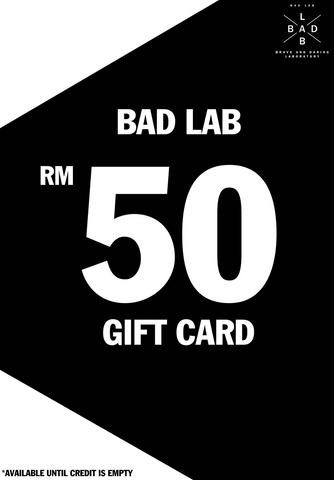 Gift Card - RM50