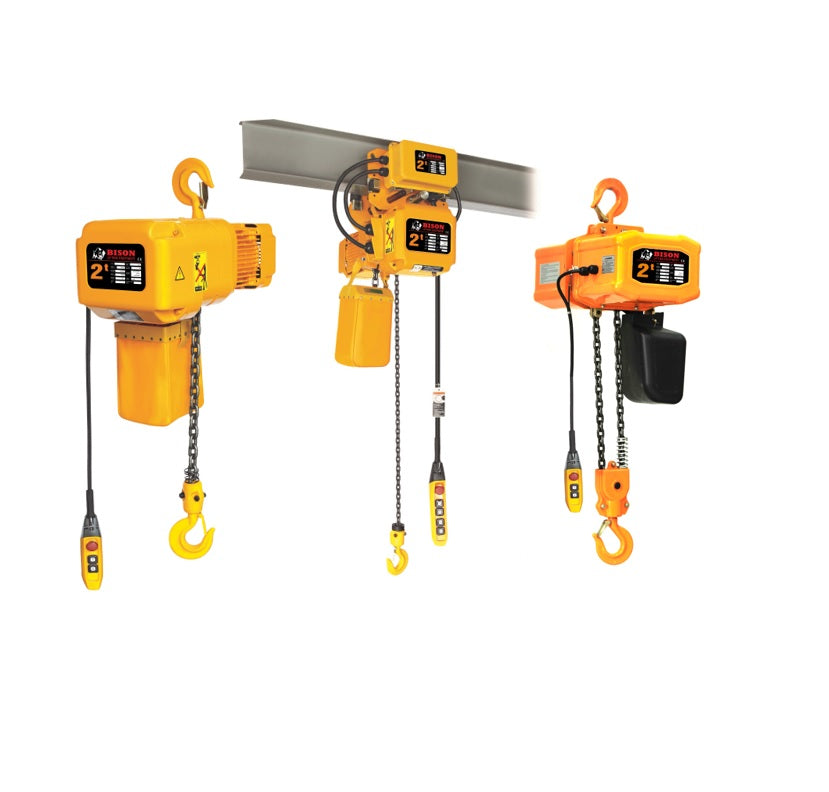 Bison Electric Chain Hoist