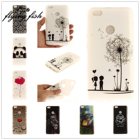 Printing Cartoon For Xiaomi Redmi Note 5A Pro Case Cover 5.5 Inch  Note5A Prime