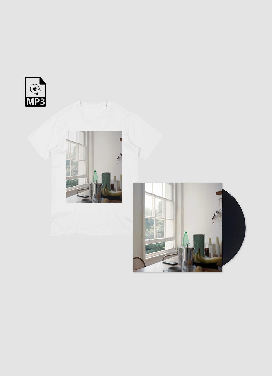 Everyday LP + T-Shirt + MP3