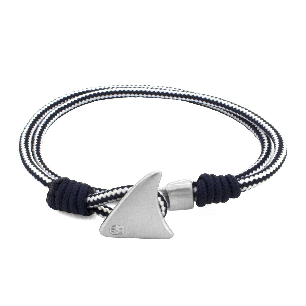 Pulsera - Pinna Doble Navy 3 MM Mate